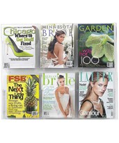 Clear2c Magazine Display 5667CL