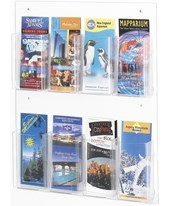 Clear2c Pamphlet Display 5673CL