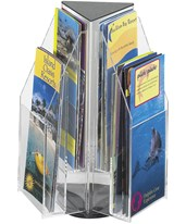 Reveal 6 Pamphlet Tabletop Display 5697CL
