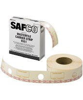 Carrier Strips for Safco MasterFile 2 6551