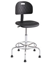 WorkFit Industrial Chair 6950BL