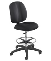 Apprentice II Extended-Height Chair 7083BL