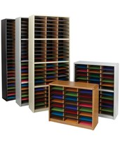 Value Sorter Literature Organizer 7111GR