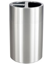 Safco Triple Recycling Receptacle 9941SS