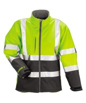 Class 3 High Visibility Windproof Water Resistant Insulated Jacket J25022.SM