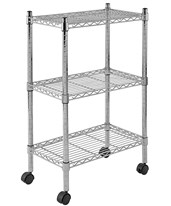 Mobile Wire Shelving MWS221333