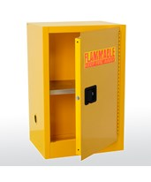 Compact Flammable Safety Cabinet SC12F-P