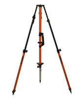Orange Graduated Collapsible GPS Antenna Tripod 5119-00-FOR