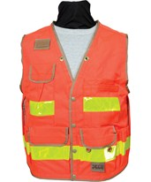Light-Duty Surveyors Utility Vest 8067-38-FOR
