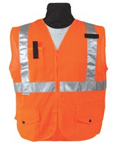 8290-Series Class 2 Economy Safety Vest 8290-50-FLY