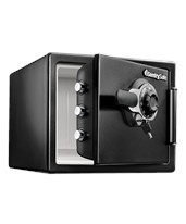 Large Fireproof Safe With 0.8 Cubic Feet Capacity SFW082D