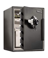XX-Large Fire And Water Proof Safe With 2 cu ft Capacity SFW205DPB