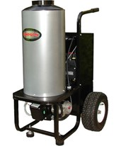 Vertical Hot Water Power Washer Series 60363