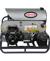 3500PSI Hot Water Skid Power Washer SB3555