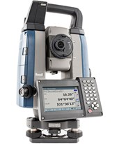 iX-500 Series Robotic Total Station 1012302-11