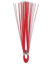 Stake Whiskers - Red (Presco) 11750