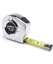 "Lufkin 2133D 1""x33' Series 2000 Power Tape 10ths 120133"