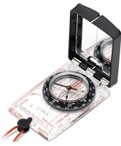 Suunto MC2D Navigator Compass with Inch Scales and USGS Scales 802442