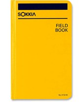 Hardcover Field Book 815260
