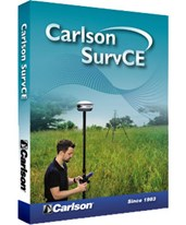 Carlson SurvCE Field Software 990106-20