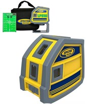 Spectra LP51G 5-Point Green Beam Laser Level LP51G