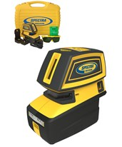 5-Point and 2-Cross Green Beam Line Laser Level LT52G
