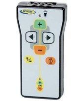 7 Button Full Function Remote for the DG711 RC502