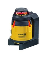 Stabila Lax400 360 Degree Laser With Plumb Lines 3360