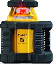 Stabila LAR250 Interior/Exterior Self-Leveling Rotary Laser 05610