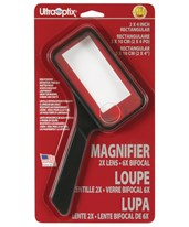 UltraOptix General Purpose Rectangular Magnifier SVXP