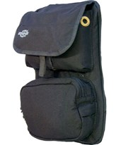 Front Cover with Pockets for Tablet Ex Gear Ruxton Standard Chest Pack FC-Poc-B-S1017