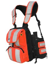 Tablet Ex Gear Ruxton High Visibility Chest Pack Rux-HV-S1017