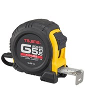 G-Series Shock Resistant Metric Scale Tape Measure, (5.5 Meters) G-5.5MBW