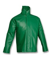 ACID SUIT - Green Jacket - Hood Snaps - Inner Cuffs J41248.SM