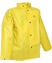 Flame Resistant Yellow Jacket Storm Fly Front and Hood Snaps J56207.SM