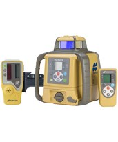 Topcon RL-SV2S Dual Grade Laser with LS-80L Laser Receiver and Alkaline Batteries 57185 313660752