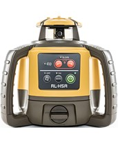 Topcon RL-H5A Horizontal Self-Leveling Rotary Laser w/ LS-80L Receiver & Dry Cell Battery 1021200-07