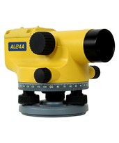 Spectra A/M Series Automatic Level with Air Dampened Compensator AL24A