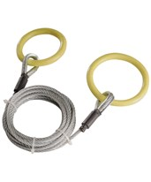 Log Choker Cable w/ Tow Rings (20-Pack) TMW-38_x20