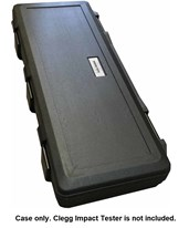 Hard Case for Clegg Impact Tester CASE-CLEGG-BT-MODEL