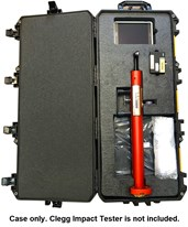 Pelican Hard Case for 2.25 kg Clegg Impact Tester Case-Clegg-Factory