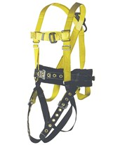 Ultra-Safe Miner's Type Full Body Harness 96305NTM