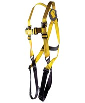 Ultra-Safe Alumisafe Full Body Harness 98305N