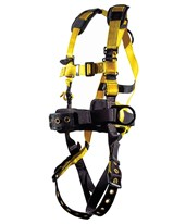 Ultra-Safe Alumisafe Ironworker's Harness 98396B