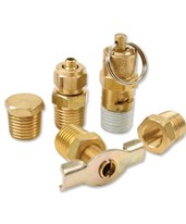 Air Locker Tank Port Fittings 5-Piece Kit 90006