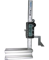 Wixey WR200 Digital Height Gauge with Fractions WR200