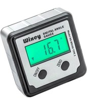 Wixey Digital Angle Gauge with Backlight Type 2 WR300