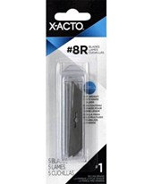No. 8R Lightweight Utility Blade Refill for Knife (5-Pack) XR-208
