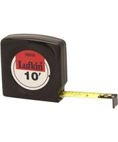 Lufkin Mezurall Economy Power Return Tape Measure Y8210
