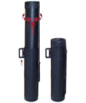 Alvin Telescoping Zoom Tube ZOOM6